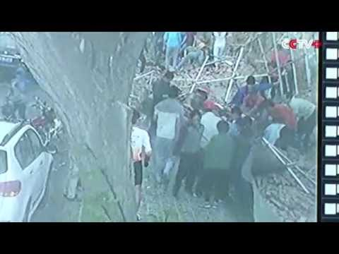 Gansu Wall Collapse Victims Recall Accident