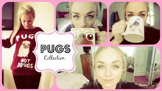 Pug Video | Collection Of Pug Items | Little Blogger