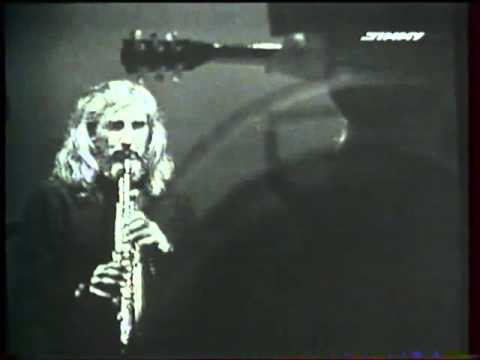Frank Zappa - 1968 10 23 Paris, France - Forum Musiques TV Program (B&W)