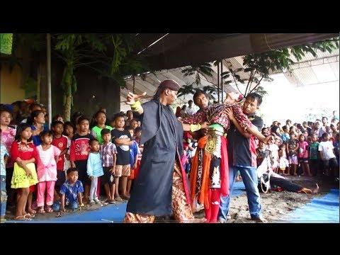 Penyembuhan Ebeg Mendem Janturan Satria Krida Budaya di Karanganyar Adipala Cilacap