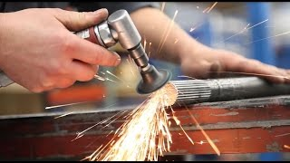 How to Measure & Cut an Axle   Differential Tech Tips