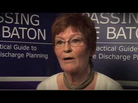 Passing the Baton - a practical guide to discharge planning