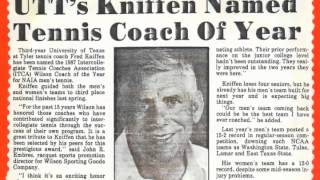 Fred Kniffen - Hall of Fame Induction Video (March 30, 2012)