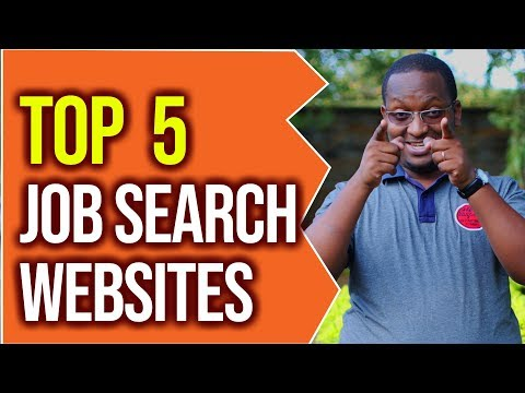 Best Job Search Sites : Top Five Job Search Websites in Keny