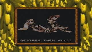 Let's Play Donkey Kong Land 2 - Part 6 - Raging Bonuses!