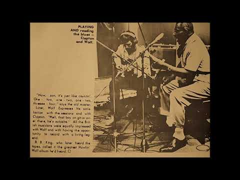 Howlin' Wolf - Goin' Down Slow (Feat. Eric Clapton)