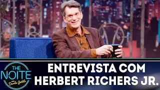 Entrevista com Herbert Richers Jr. | The Noite (13/08/18)