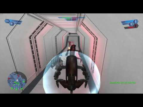 Star Wars Battlefront (2004) Bespin:Cloudy City as CIS on Hard |