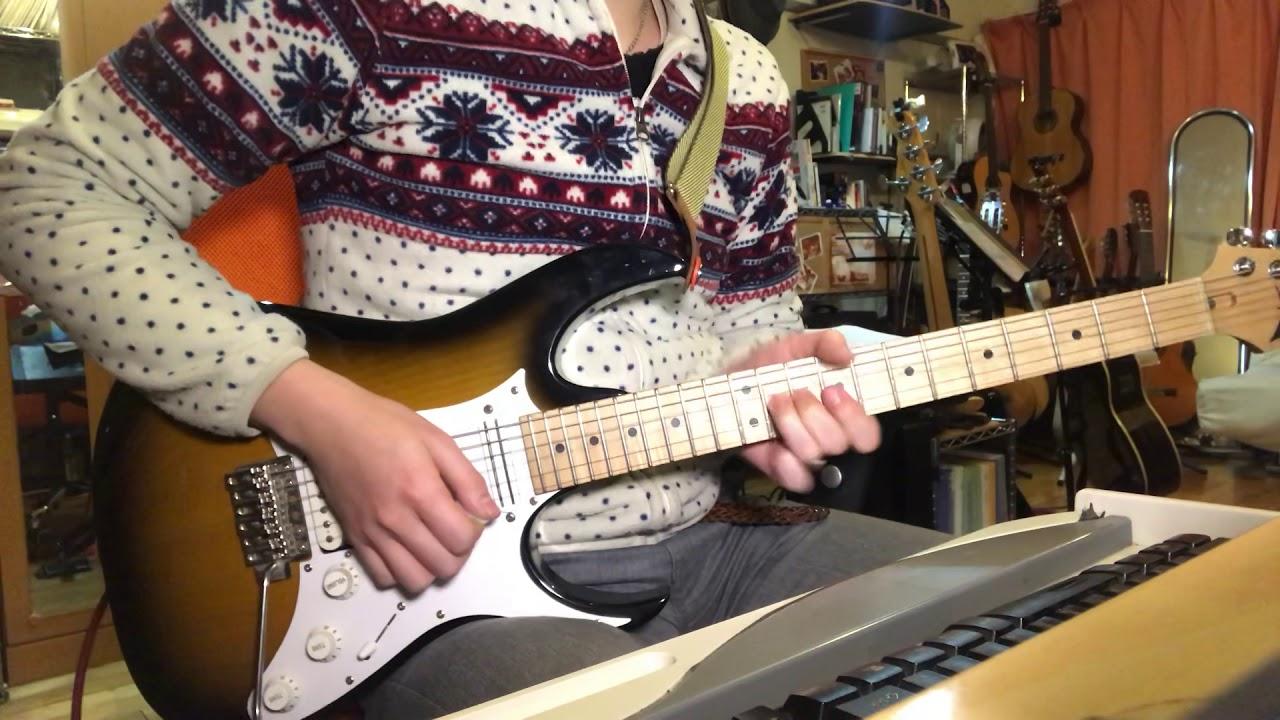 ゆずれない願い ギターソロ練習 - YouTube