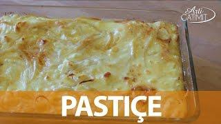 Repeat youtube video Kuzhina Shqiptare -PASTICE me djathe Receta Gatimi Tradicionale Shqiptare