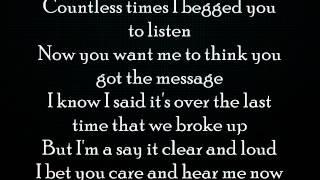 Jhene Aiko - Expiration Date [Lyrics On Screen]
