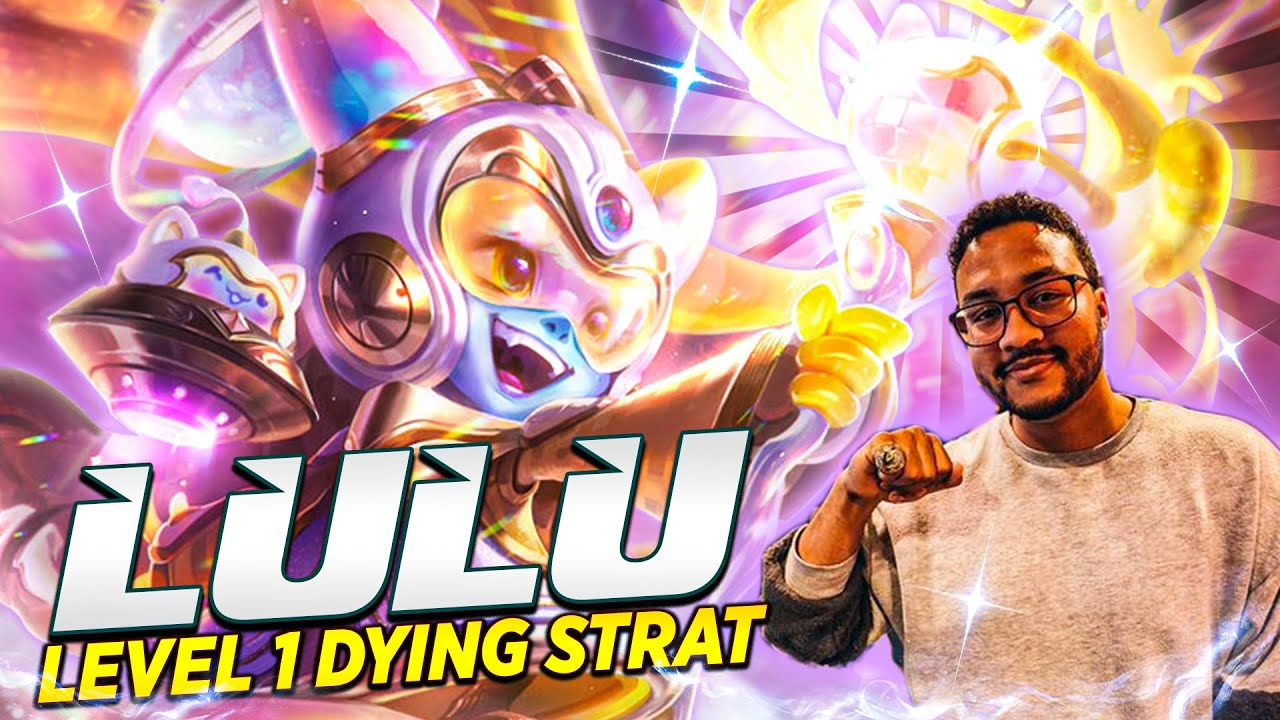 The Dying LEVEL 1 Strat WORKED!   Aphromoo