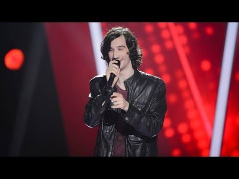 Frank Lakoudis Sings Immigrant Song | The Voice Australia 2014