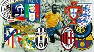 Pelé vs Europe