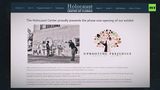 George Floyd exhibition in Florida's Holocaust museum sparks outrage