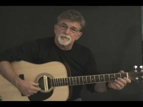 #1 ? Open D Tuning Acoustic Guitar Chord Shapes Lesson & Song