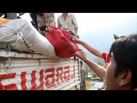 Engo Meical work Betjesda and Olive Nepal Earthquake Ep 135
