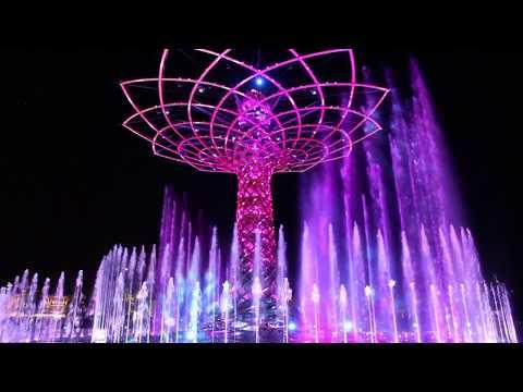 EXPO 2015  (ITALY) THE TREE OF LIFE