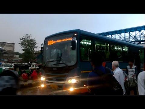 Journey through Ahmedabad BRTS