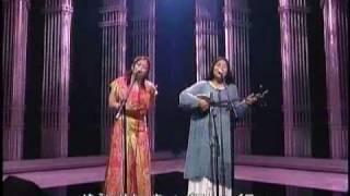 1.夏川りみ&古謝美佐子「童神(わらびがみ) 2.夏川りみ「なだそう...