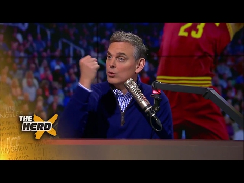 Best of The Herd with Colin Cowherd on FS1 | APRIL 13 2017 | THE HERD