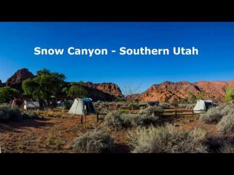 Snow Canyon - Southern Utah