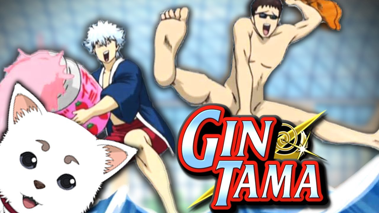 Gintama Brings the Funny to Anime Club!
