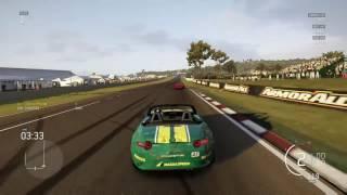 Mazda Mx5 big crash on BATHURST Forza6 Fail