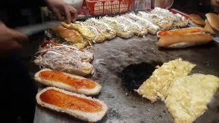 Shami Burger Banane Ka Tarika - Anda Burger - Tawa Tikki - Angry Burger - Egg Burger - Street Food