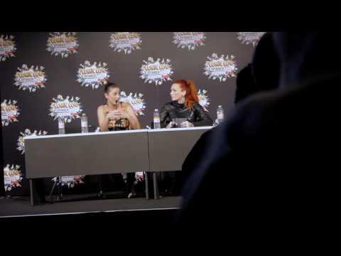 Q&A  Elysia Rotaru  Comic Con Copenhagen 2016