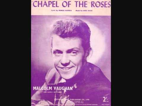 Malcolm Vaughan - Chapel of the Roses (1957)