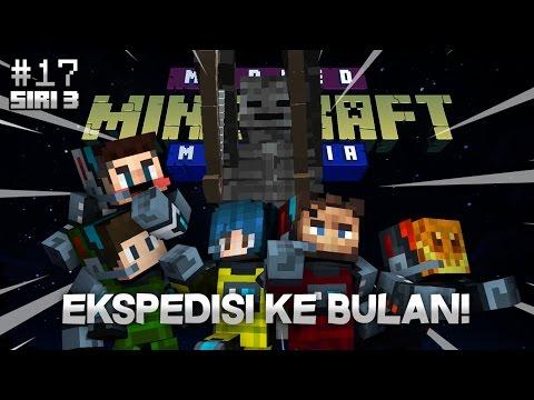 Modded Minecraft Malaysia S3 - E17 - Ekspedisi Ke Bulan!
