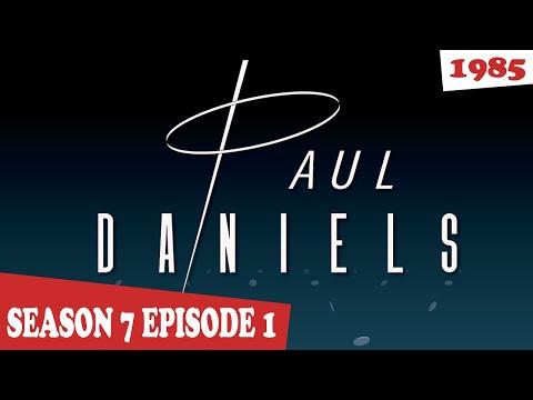 Paul Daniels Magic Show S07E01 1985