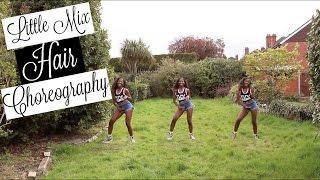 @LittleMix feat. @duttypaul - Hair | @LeoniJoyce Choreography thumbnail