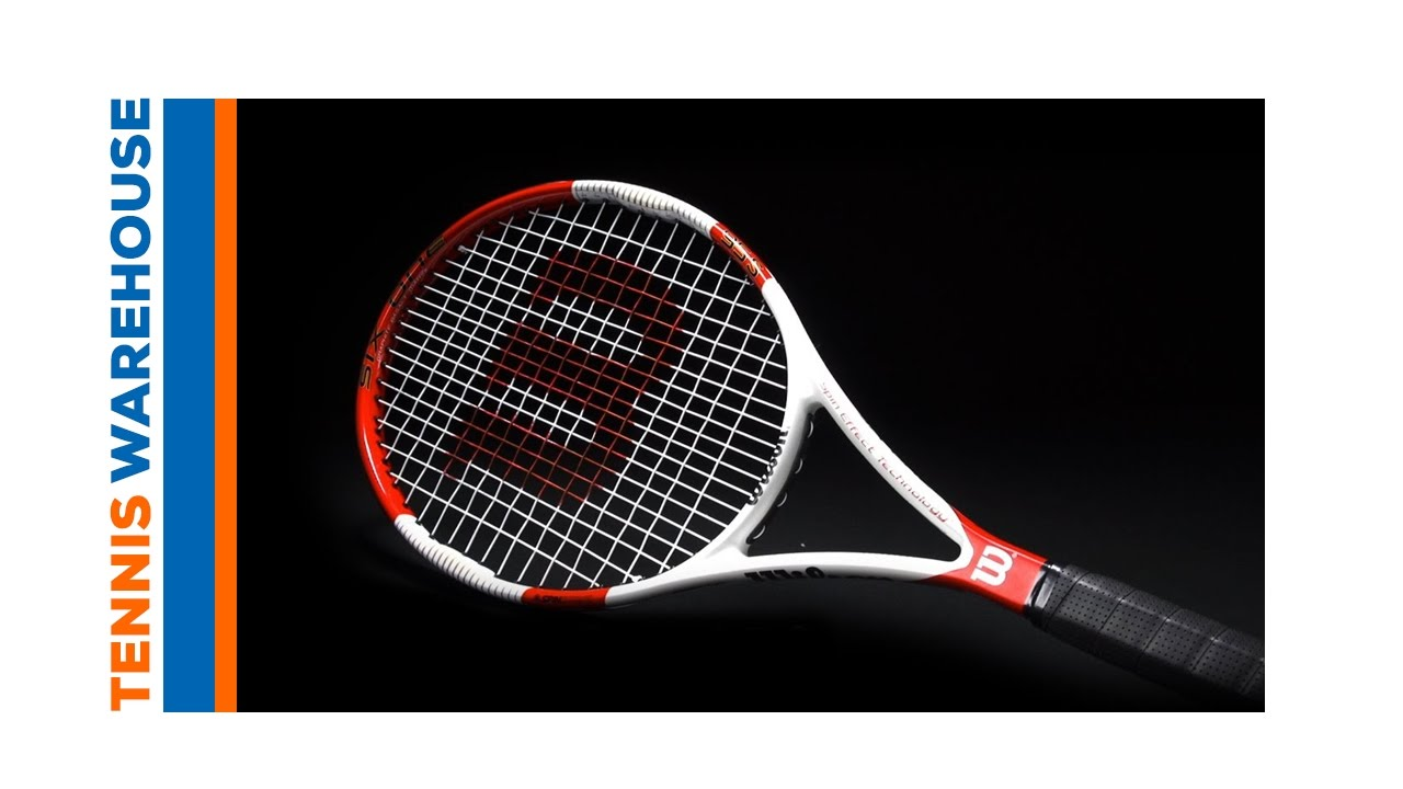 ce723587cded3 Wilson Six.One 95 S Racquet Review