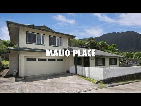 Malio Place - Kaneohe, Hawaii