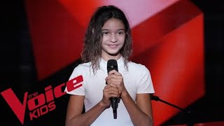 Queen - Bohemian Rhapsody  | Naomi | The Voice Kids France 2020 | Blinds Auditions