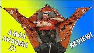 Amok Draumr XL Review ((BEST HAMMOCK))