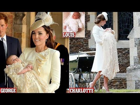 Prince Louis Christening Gown Royal Baby Wears Historic Honiton Lace Christening Robe