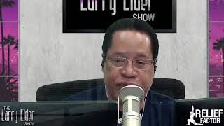 Larry Elder Responds to a Hateful Caller With Data and Logic