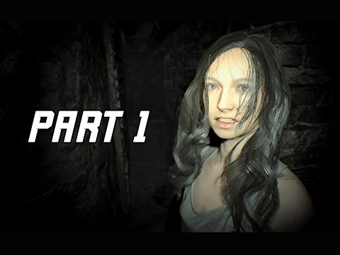 Resident Evil 7 Biohazard Walkthrough Part 1 - First Two Hours! (RE7 Let's Play Commentary)