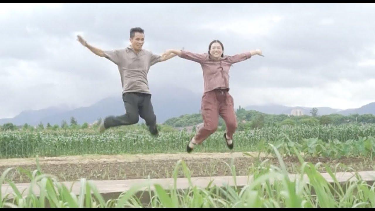 Rural Shuffle Dance From China