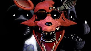 SAY HI TO FOXY! || Freddy's Tribute - Part IV