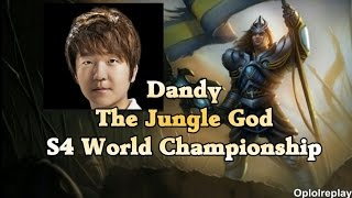 Dandy, The Jungle God Highlights - S4 World Championship
