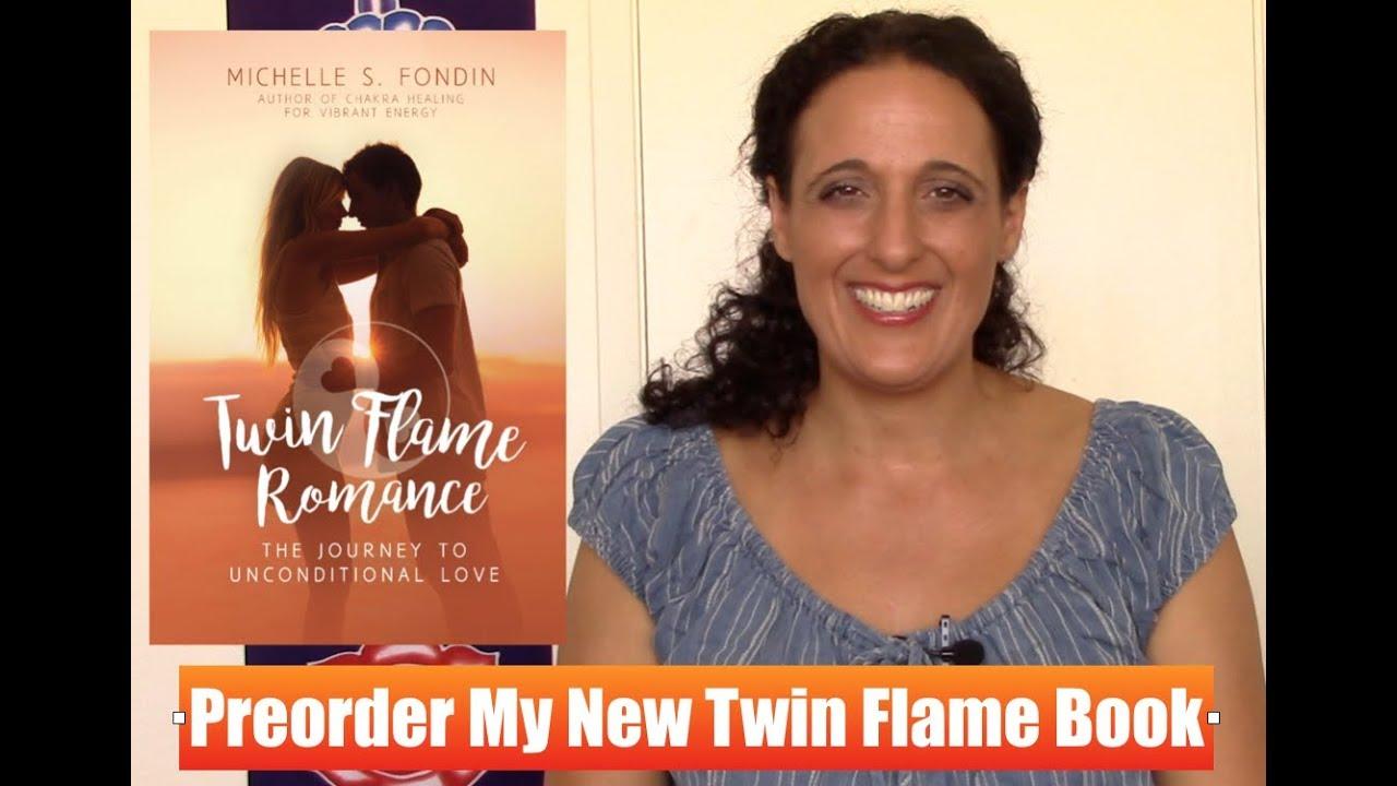 Twin Flame Romance Book NEW - Michelle Fondin Wellness