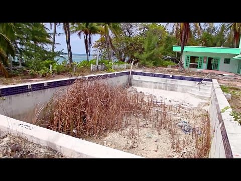 Abandoned Places: Tropical Island Hotel (The Abandoned Resort in Cayman Brac)