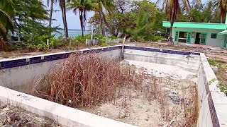 The Abandoned Resort in Cayman Brac