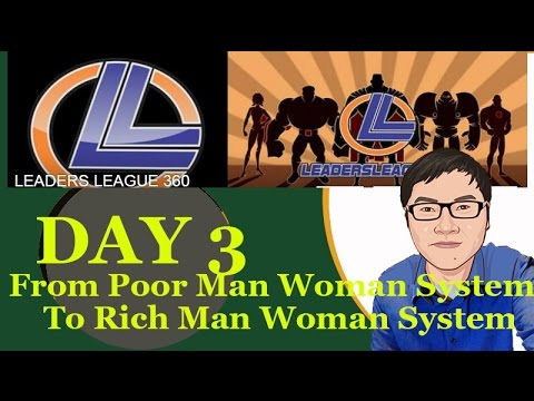 From Poor Man Woman System To Rich Man Woman System