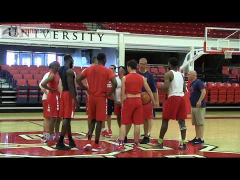 Stony Brook Men's Basketball: Day in the Life