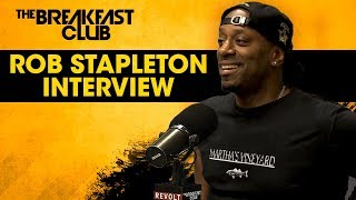 Rob Stapleton Talks NY Kings Of Comedy, Kevin Hart, Tracy Morgan + New Material